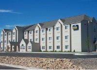 Microtel Inn and Suites Rice Lake