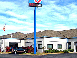 Motel 6 Rothschild Wi