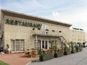 Campanile Hotel Brussels - Vilvoorde
