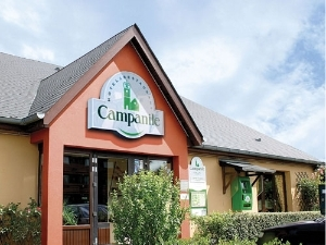 Hotel Restaurant Campanile Saumur