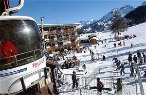 Hotel Club Du Soleil Les Berge