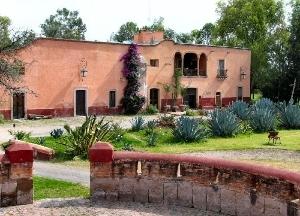 Hacienda Sepulveda Hotel & SPA