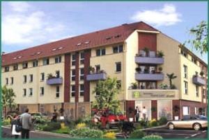Appart City Compiègne