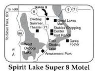 Super 8 Motel - Spirit Lake/Okoboji