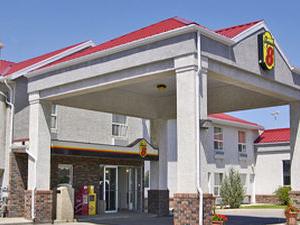 Super 8 Motel - Drumheller