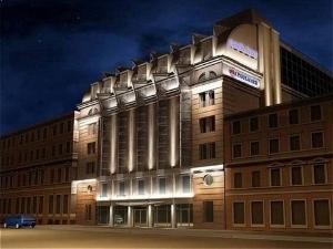 Park Inn Nevsky St Petersburg