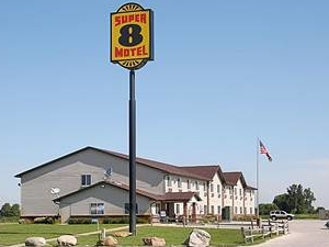 Super 8 Motel - Nebraska City, NE