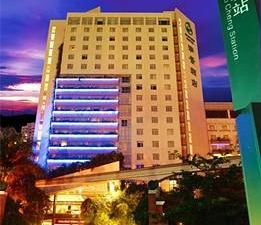 Seaview O'City Hotel Shenzhen