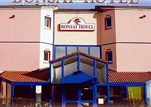 Bonsaï Hotel Dijon