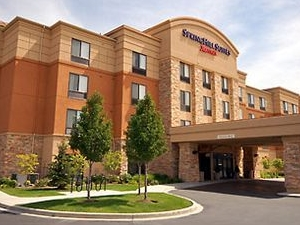Springhill Suites by Marriott Salt Lake City
