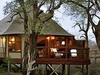 Hamiltons Tented Camp - Lodge