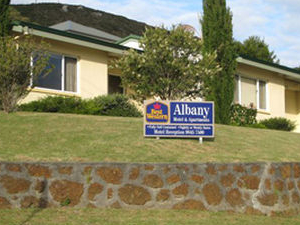 Best Western Albany