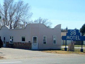 36 Motel Norton