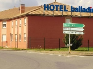 Comfort Hotel Paray-le-Monial