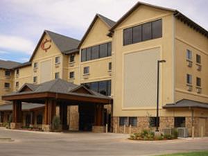Best Western Cimarron Hotel