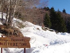 Village De Vacances Altitude 1500