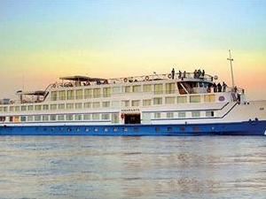 M/S Amarante Aswan-Luxor 3 nights Nile Cruise Friday-Monday