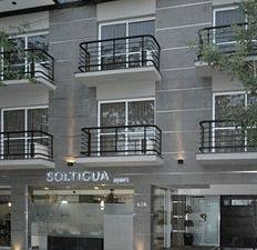 Soltigua Apart Hotel Mendoza