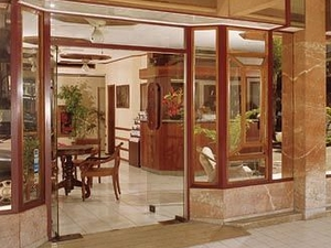 Hotel Mandarin Noa Noa, Papeete