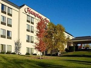 Hampton Inn Iowa City Coralville