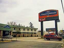 Howard Johnson Inn - South Bend