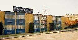 Howard Johnson Inn - Brookville