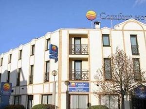 Comfort Inn Bezons-La Défense-Paris Ouest