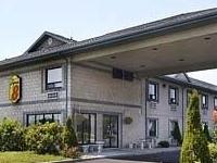 Super 8 Motel- Windsor On Detroit Mi Area