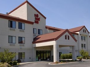 Red Roof Inn Roanoke Troutville