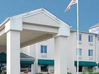 Sleep Inn and Suites Lakeside