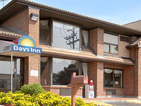 Days Inn-new Haven