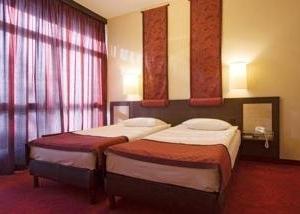 Rubin Wellness Budapest Hotel