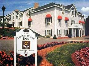 Clarion Carriage House Inn