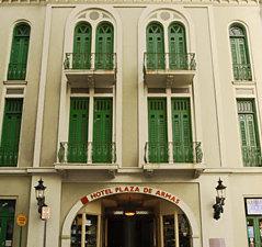 Howard Johnson Hotel Plaza De Armas