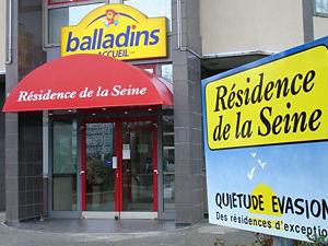 Residence de la Seine