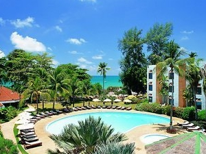 Palmeraie Beach Hotel Rayong