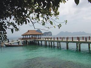 Koh Ngai Resort, Ko Ngai