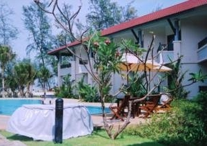 Rajamangala Pavilion Beach Resort Songkhla