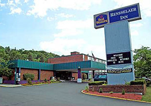 Best Western Rensselaer Inn