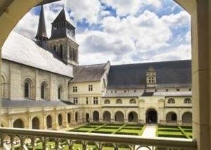 Hôtel de l'Abbaye Royale de Fontevraud