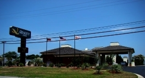 Quality Hotel Morehead City