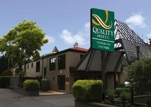 Quality Inn Towers On The Park
