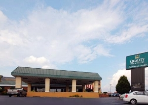 Quality Inn & Suites Conference Center Wilkes Barre