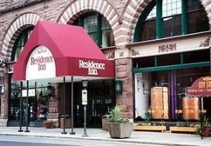 Residence Inn By Marriott Hartford Downtown