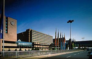 Sheraton Frankfurt Hotel