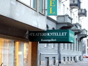 Teaterhotellett