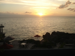 Sunset On The Cliffs Resort