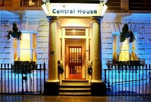 Central House Hotel Victoria