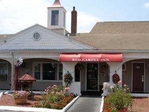Red Carpet Inn W Springfield