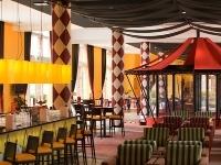 Magic Circus Hotel at Disneyland Paris